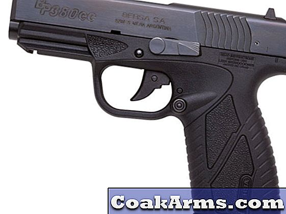 Bersa's Ultra-Covert BP380CC draagpistool |  VIDEO