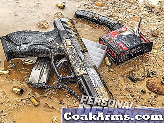 One Tough Soldier: The Ruger American Pistol in 9mm