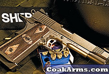 Kimber Tactical Custom HD II .45 ĀKK Handgun Review