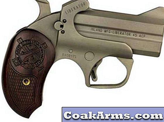 Inland Liberator: A New Derringer In .45 ACP