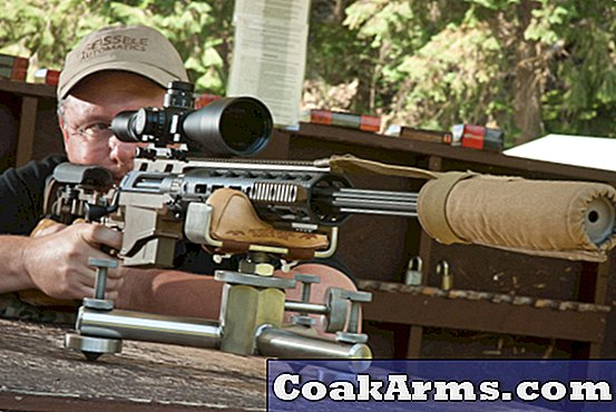 Voorbeeld: Remington MSR |  Gun Review