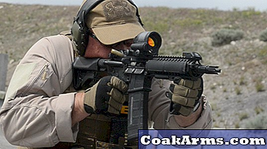 اختبار البندقية: LWRC's Compact Six8 UCIW Rifle