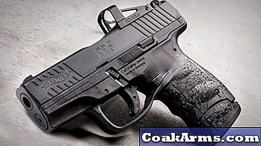 Walther embarca na Pistola 9mm PMS M2 RMSc
