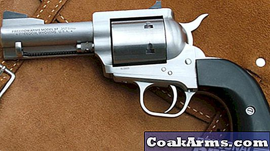 Freedom Fighter: Freedom Arms Modelo 97 .357 Magnum Revolver