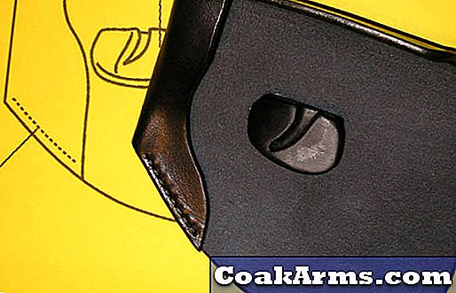 "US-Patent ""Recluse Holsters"" Einseitiges Holster-Design"