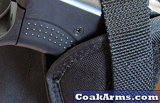 Maxsell Ambidextrous Ankle Holster