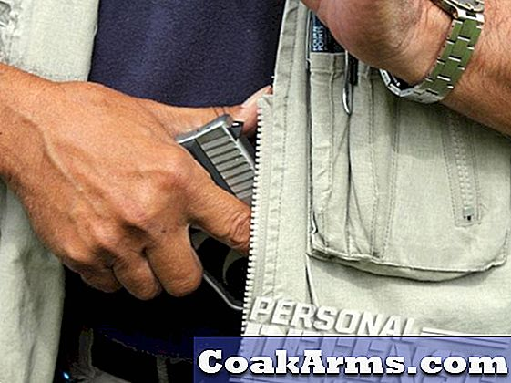 Constitutionele Carry: Kansas Man Credits New Law with Robber Takedown