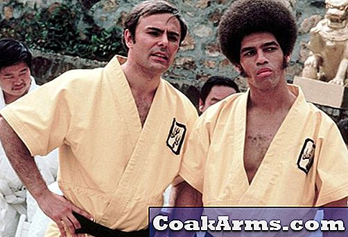 Martial Artist Jim Kelly van 'Enter The Dragon' Dies
