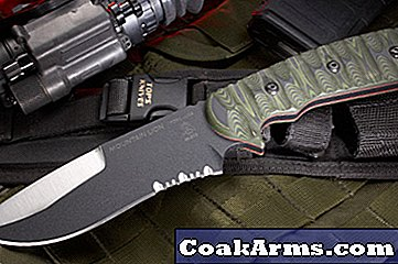 TOPS New Mountain Lion Knife Review