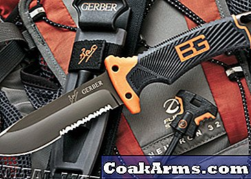 BEAR VS.  WILD |  Gerber Outdoor Survival Knives