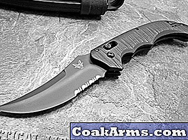 Het is Benchmade Bedlam!  |  Benchmade 8600 Messenreview