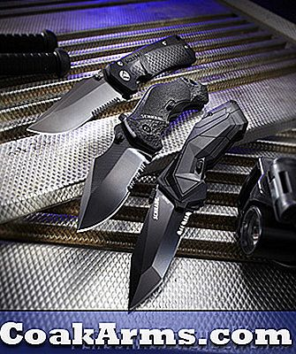 Schrade Blades Cut & Slash