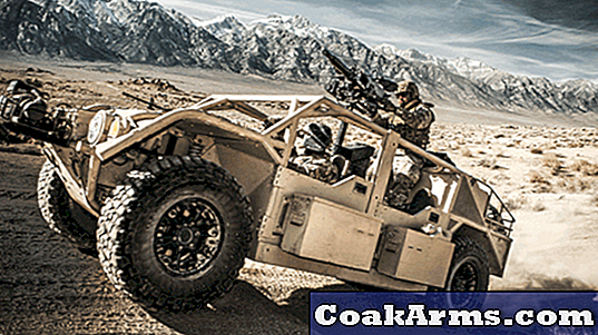 Flyer: General Dynamics Off-Road Warrior