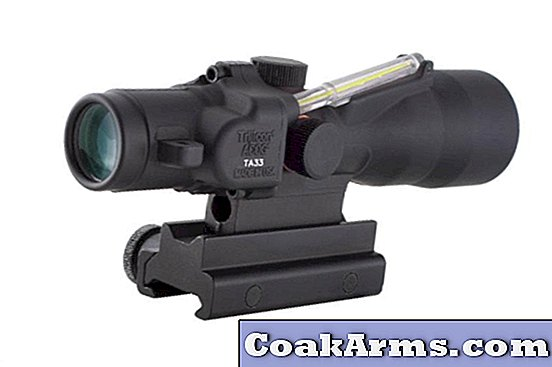 Trijicon ACOG® 3 × 30 s 300 AAC Blackout krivkou