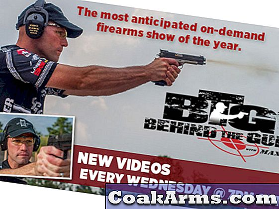 Legally Armed America introduceert 'Behind the Gun'