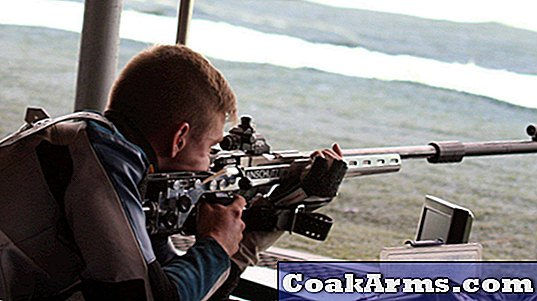 Marine Officer Shooting For Team USA in Rio Olympics
