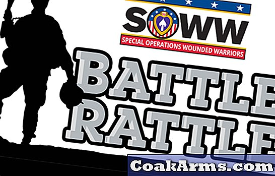 'Battle Rattle' Raising Funds For Special Operations Wounded Warriors