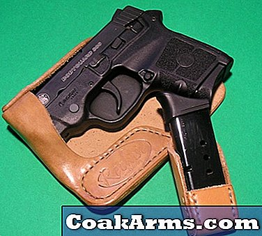 Recluse Pocket Holsters