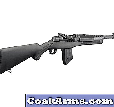 Ruger Mini Thirty Tactical Rifle