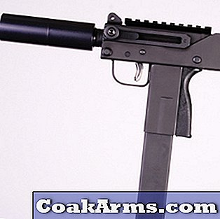 MASTERPIECE ARMS Side-Cocking MAC-10
