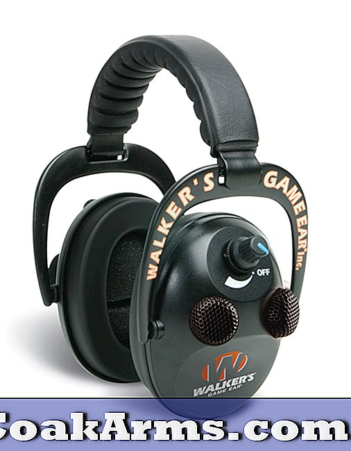 Walker's Game Ear Elite Power Muffs Digitale quads