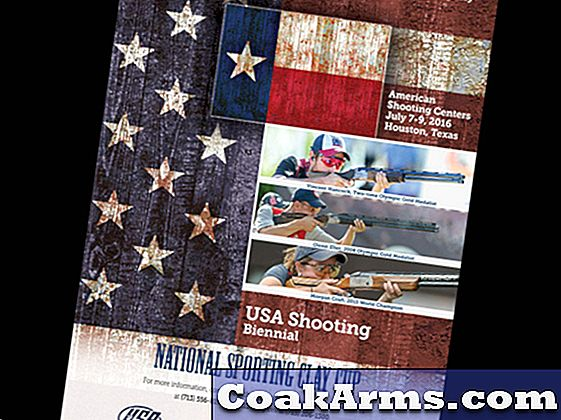 Nieuwe data bevestigd voor USA Shooting's Second National Sporting Clay Cup