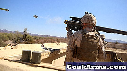 Marine LAAD Gunners Conduct Stinger Missile Live-Fire Exercise
