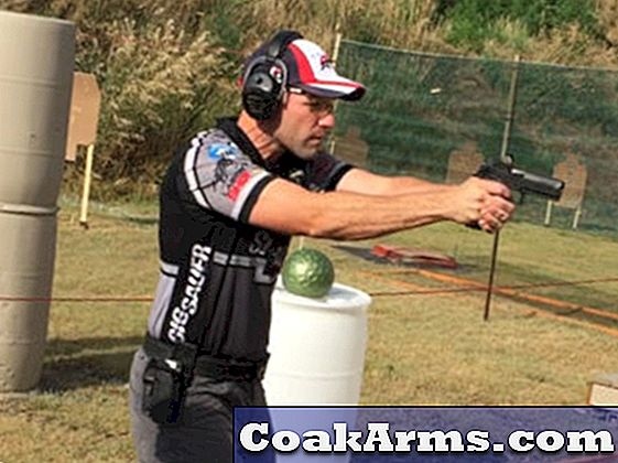 Team SIG Captain Max Michel legt USPSA Area 3 Division Title vast