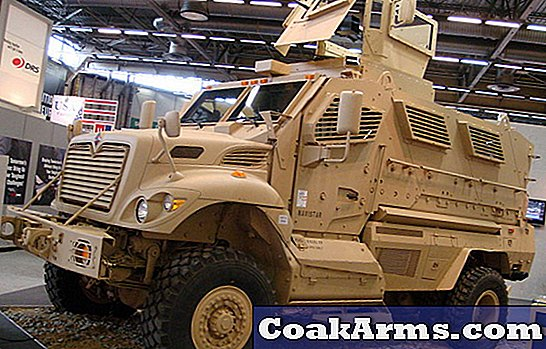 La policía de South Portland, Maine adquiere MaxxPro MRAP Vehicle