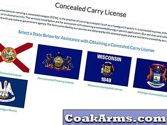 Pennsylvania Law Enforcement waarschuwt voor verborgen Carry Scam Website