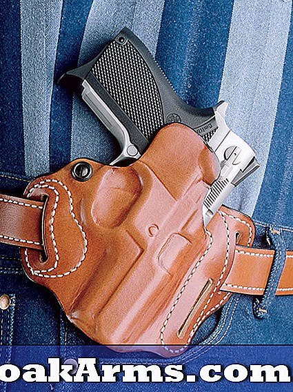 DeSantis duim-break en speed holsters voor S & W SD9 en SD40 4 ""