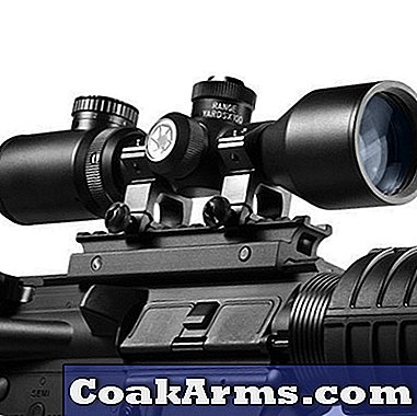 Barska Tactical AR 15-telescopen