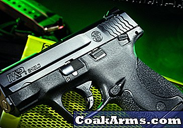 Smith & Wesson M & P schild 9mm pistooloverzicht