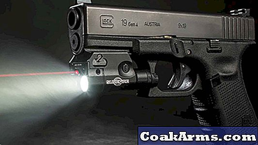 SureFire introduceert Ultra-Compact XC2-A Handgun Light & Laser