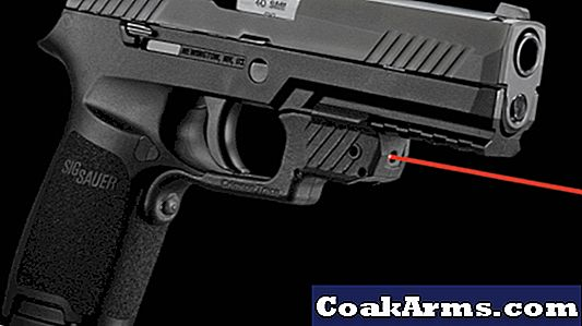 Crimson Trace introduceert LG-420, LG-420G Laserguard voor Sig P320