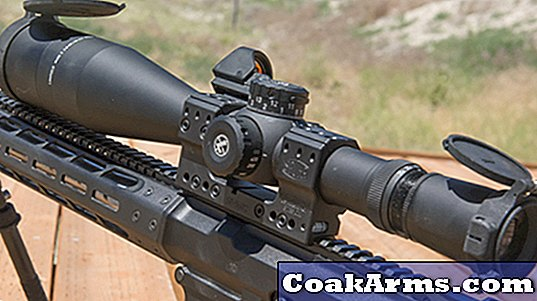 على الهدف: The Leupold Mark 8 3.5-25x56mm M5C2