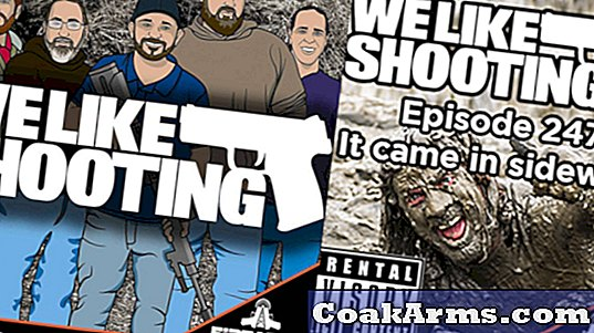 We Like Shooting, Episodio 247: Ben Stoeger y Tiro de Competición
