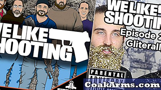 We Like Shooting, Episodio 243: Barriles cortos y equipo de 3 armas
