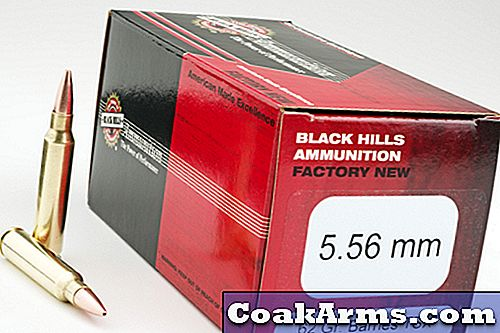 Black Hills munícia optimalizovaná 5,56 mm 62 TSX