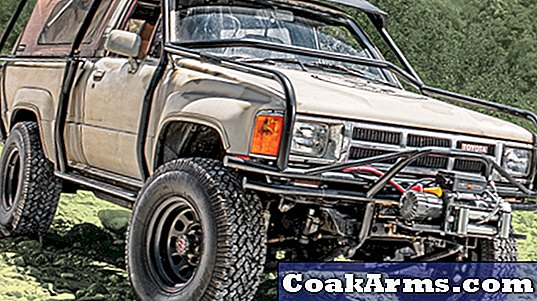 Mike Penhalls 1986 4Runner: Den ultimata budgetbug-out-fordonet
