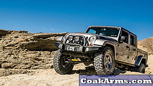 Brute Double Cab: AEVs Jeep Conversion Kit