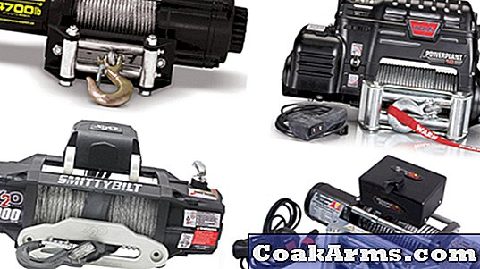 Gettin 'Unstuck: 8 Winch to Pull You Out of a Jam
