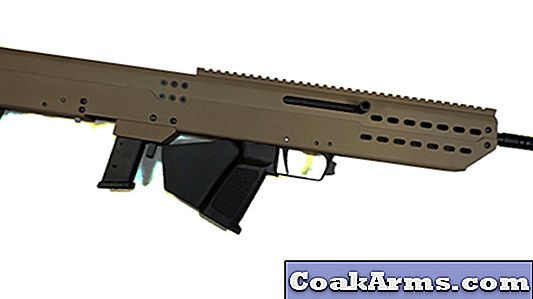 Nieuw: de California-Legal JARD J68 Pistol Calibre Carbine Bullpup