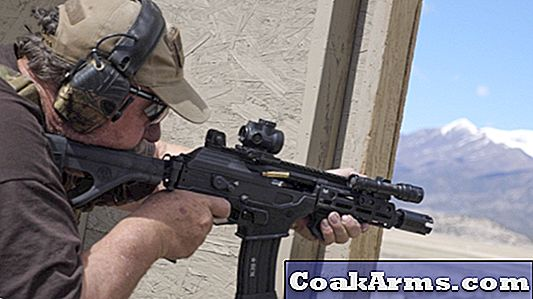 IWI Galil ACE 5.56: Range Time with IWI's Solid Home Defense Pistol