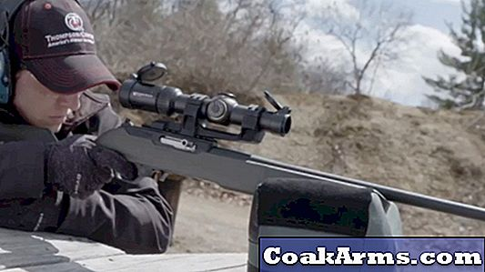 Thompson / Center Arms Lanceert het T / CR22 Rimfire Rifle