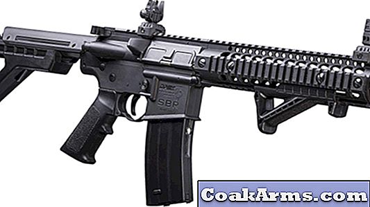 VIDEO: Crosman onthult het DPMS SBR Full Auto CO2-geweer