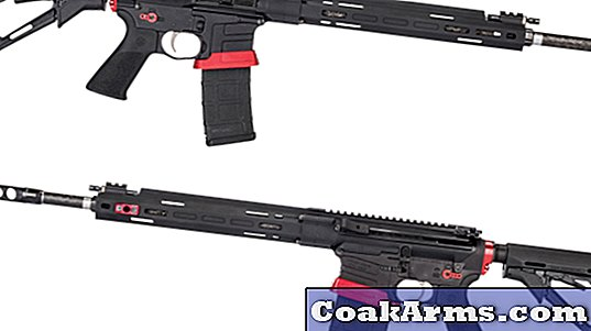 Savage MSR 15 Competition, MSR 10 Competition HD Rifles Unveiled
