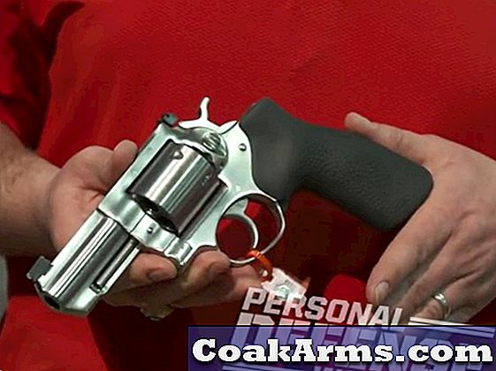 Big-Bore-fans, Meet Ruger's GP100 in .44 Special