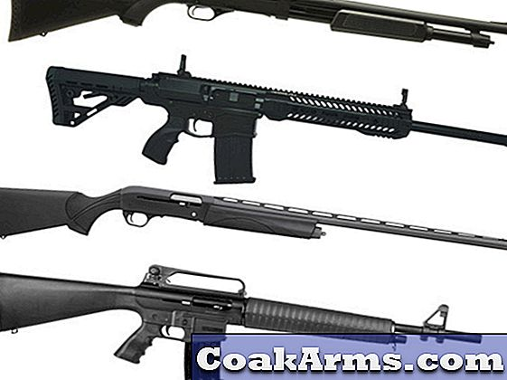 12 12-Gauge Home Defence Shotguns