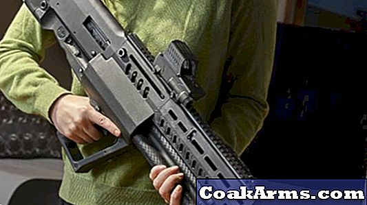 Tavor TS12: Meet IWI US's Very First Bullpup Shotgun
